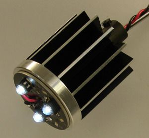 LED Light and Heat Sink