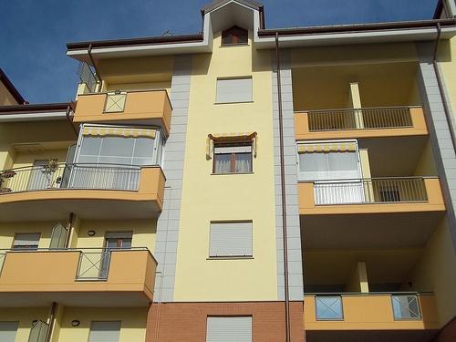 Tenda veranda Torino vista esterna (2)