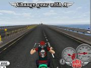 Blues Bikers Flash Game. Race to the finish line before your opponent to win. Collect coins for more points. Play Free Fun Bike Games Online.