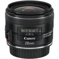 Canon EF 28mm f/2.8 IS USM Lens