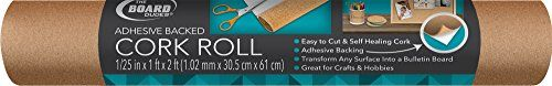 Board Dudes Hobby Cork Roll with Adhesive, 1' Wide x 2' L... https://www.amazon.ca/dp/B0079XLR3A/ref=cm_sw_r_pi_dp_U_x_lJFNAb34GSAD2