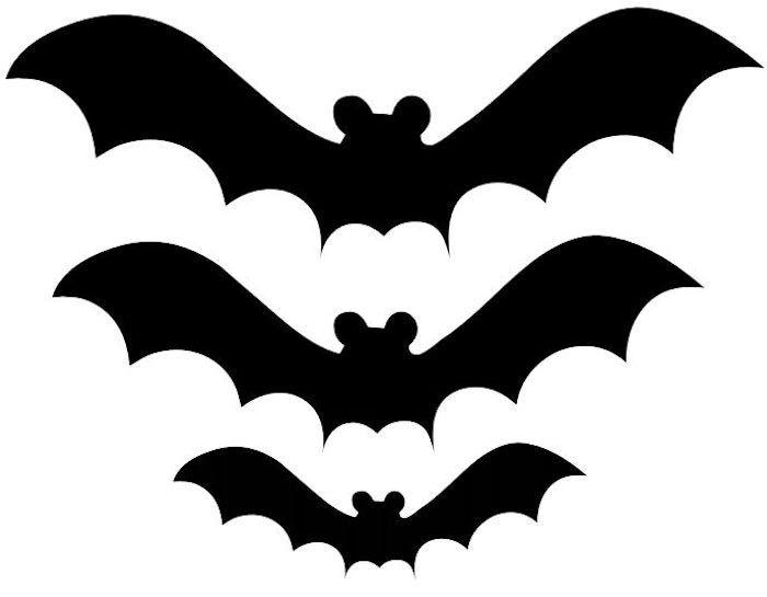 1001 Ideen Und Bilder Zum Thema Fledermaus Basteln Halloween Basteln Vorlagen Fledermaus Basteln Fledermaus Vorlage