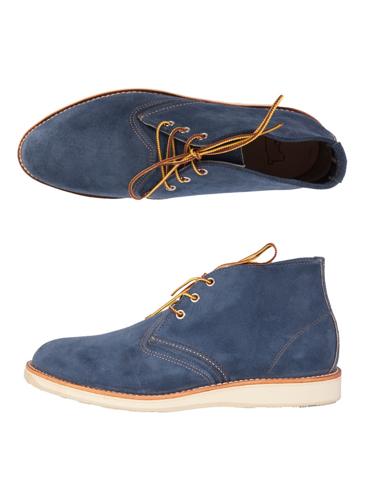 American Apparel - Red Wing Chukka Boot