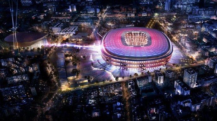 유럽 최대 축구경기장, 이렇게 바뀐다 -테크홀릭 http://techholic.co.kr/archives/52941