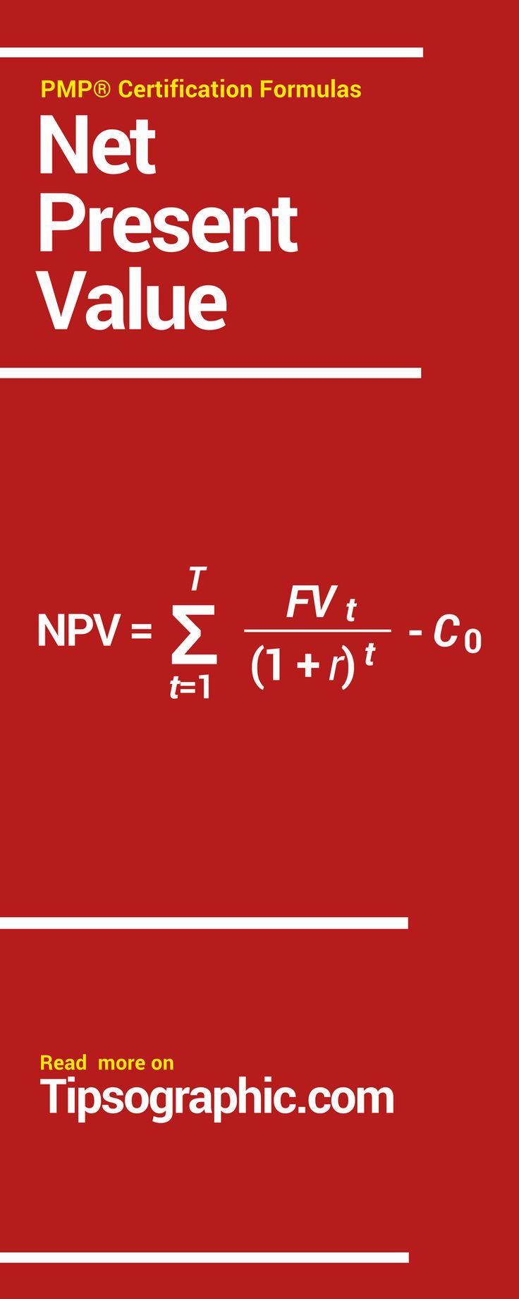 941 best projectmanagement images images on pinterest project pmp certification formulas net present value 1betcityfo Gallery