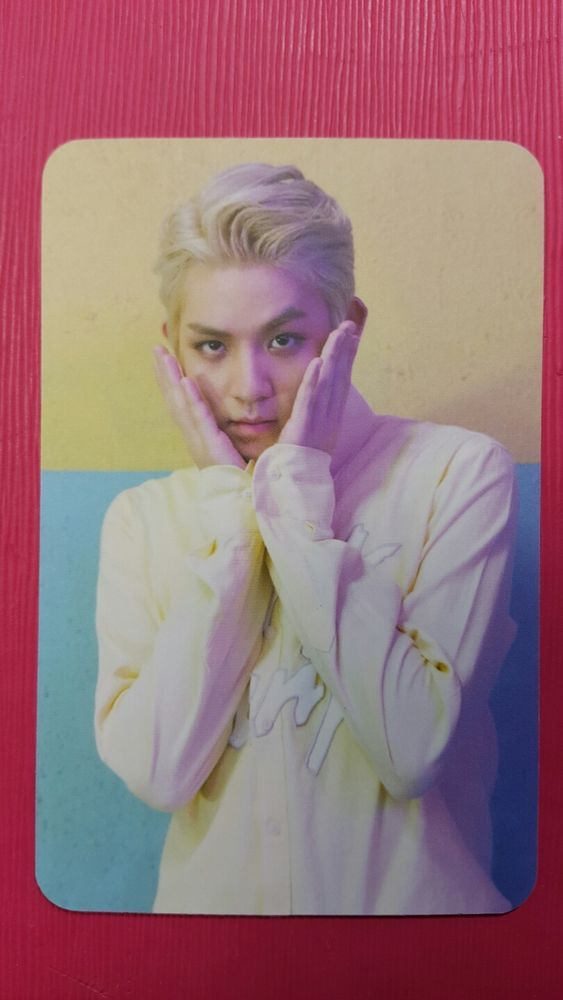 TEENTOP RICKY #2 Natural Born Official Photocard 6th Album Teen Top