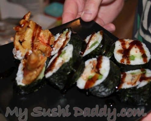 How To Make A Spider Roll