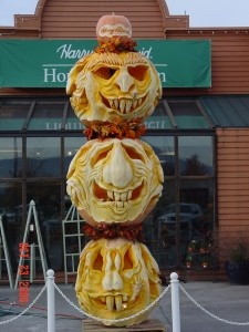 206 Best Halloween Pumpkins Images On Pinterest