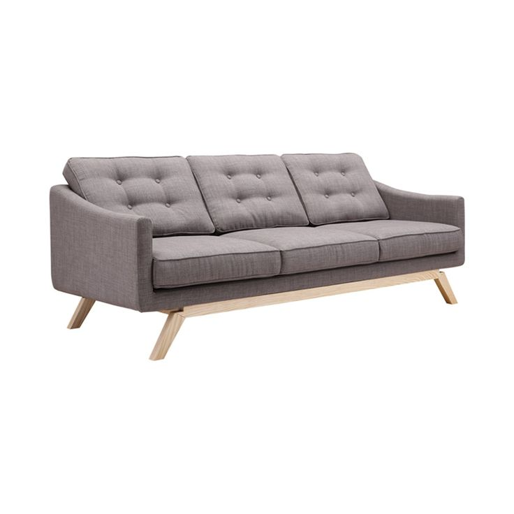 It's hip to be modern and even more hip to create an eclectic motif that blends old with new. This Harvest Host Sofa satisfies the fussiest fan of contemporary design and adds a few details that make i... Find the Harvest Host Sofa, as seen in the Endless Retro Summer Collection at http://dotandbo.com/collections/endless-retro-summer?utm_source=pinterest&utm_medium=organic&db_sku=112408