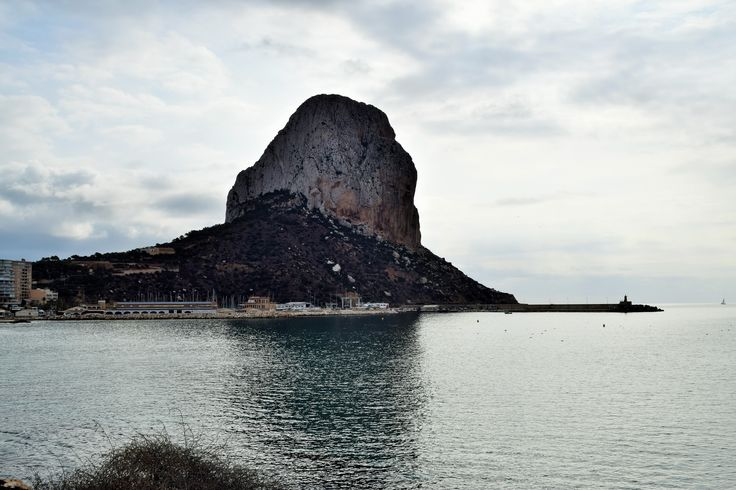 Penyal D'Ifach, Espagne