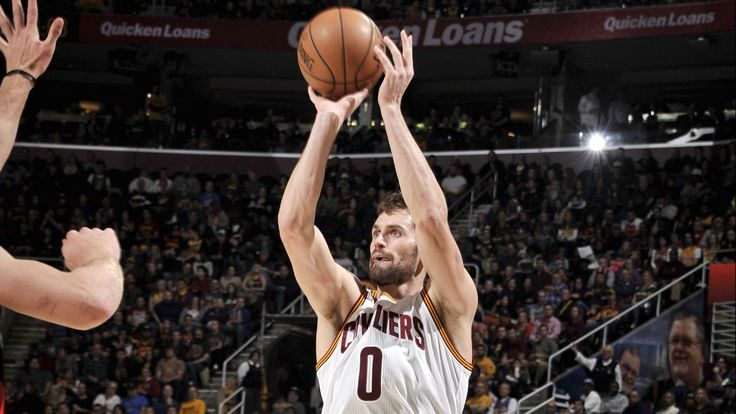 Love Scores 40, Including an NBA-Record 34 In 1st Quarter | Cleveland Cavaliers also set a franchise record with 20 3-pointers while beating  the Portland Trail Blazers 137-125 on Wednesday night, 23rd November 2016 | 2016-11-24