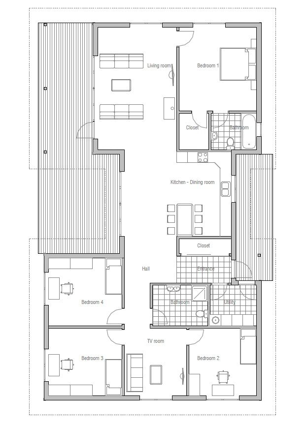 51 best plan images on Pinterest Colors, Contemporary and Gardens