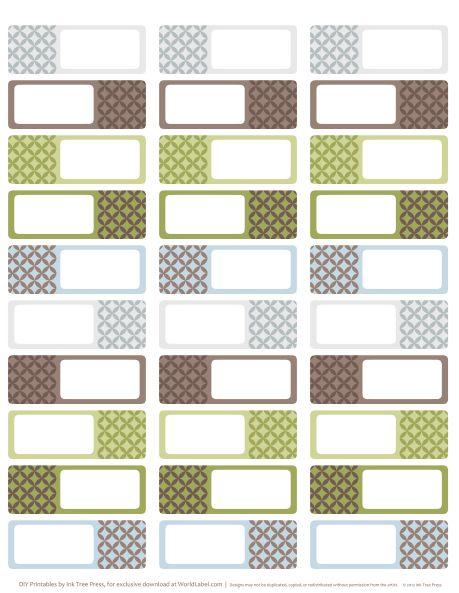 23 best images about Address labels free address label templates – Free Address Labels Samples