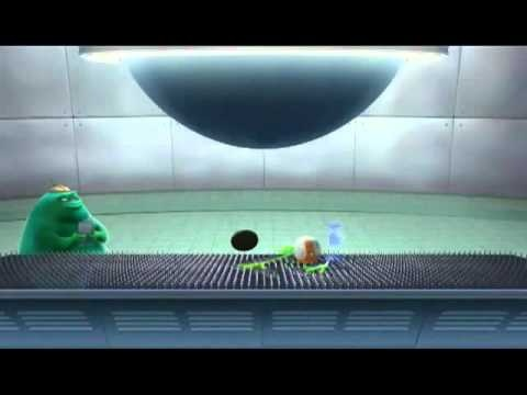 Animated Short Film[Pixar]Lifted[2006] - inferencing or write the next part of the story assignment