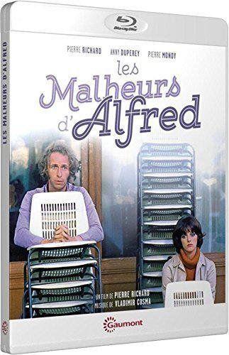 Les Malheurs d Alfred PIERRE RICHARD - BLU-RAY NEUF