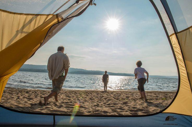 Parc régional du Lac Taureau, Saint-Michel-des-Saints (Quebec) - Tourisme Lanaudière