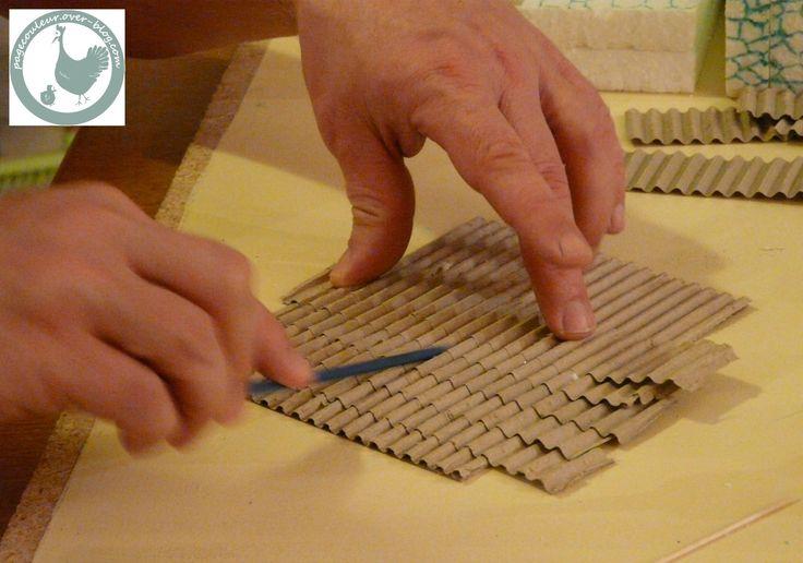 Fabriquer une creche de noel pas cher