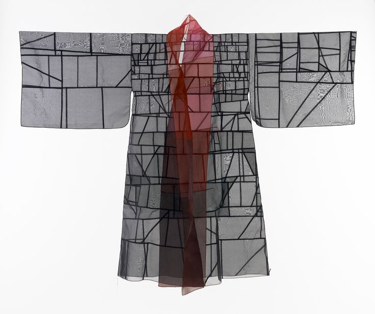 Chunghie Lee at ArtXchange Gallery Korean fiber artist explores Korea's wrapping cloth tradition bojagi