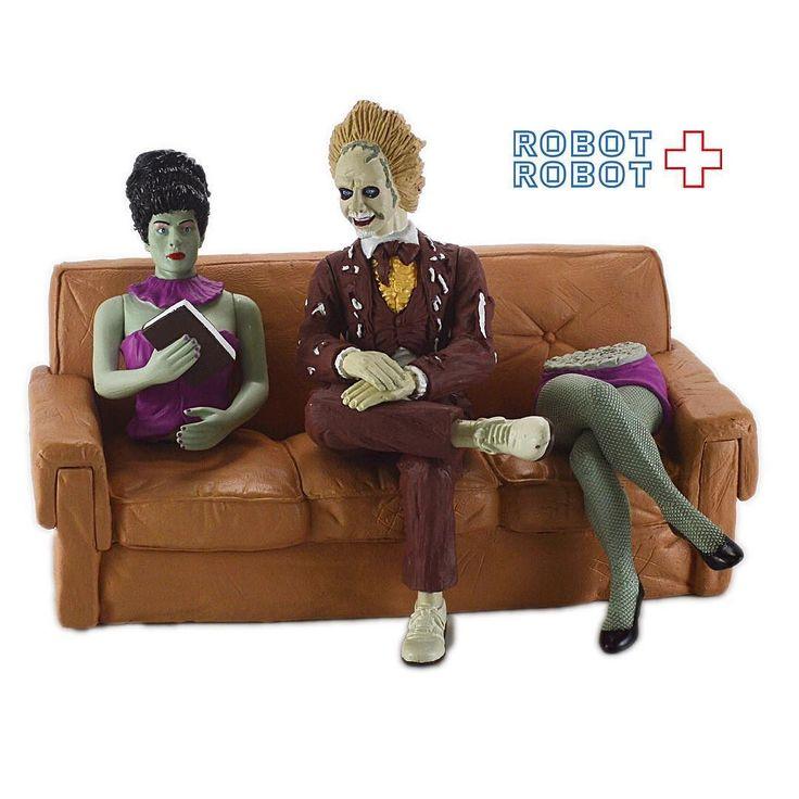 ネカ ビートルジュース カウチシーン Neca BEETLEJUICE The Couch Scene #アメトイ #アメリカントイ #おもちゃ #おもちゃ買取 #フィギュア買取 #アメトイ買取 #vintagetoys #ActionFigure #中野ブロードウェイ #ロボットロボット #ROBOTROBOT #中野 #WeBuyToys  #ネカ #ビートルジュース #Neca #BEETLEJUICE
