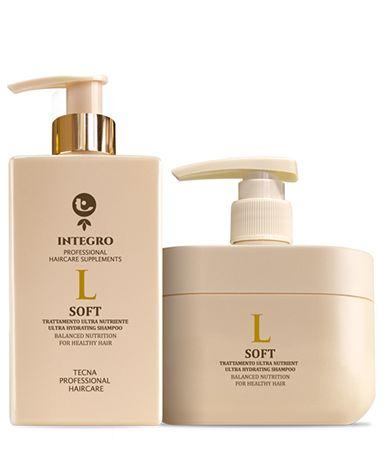 Soft Treatment - Trattamento nutriente per capelli grossi e rigidi