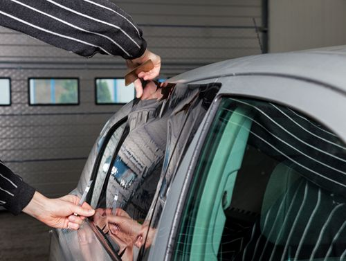 How To Install Car Window Tinting Film  Tinting your car windows is a sure fire way to give it new look, but it can be tricky affair to get right. it So how difficult is it to apply window tinting, and is it worth the hassle? Read on and we will tell you all you need to know about window tinting https://www.3domwraps.com/blog/how-to-install-car-window-tinting-film/