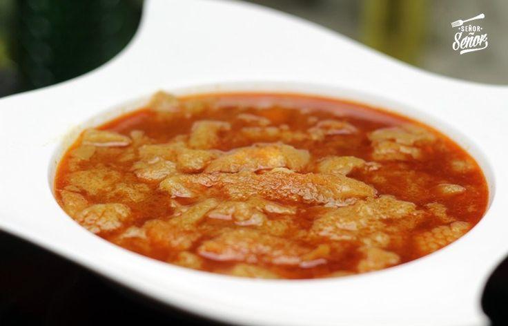 ¿Qué os parece la sopa de ajo? Aquí tenéis la receta original.