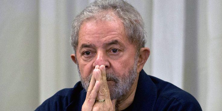 BRAZIL-PT-LULA X9 DEDOS DA SILVA TA COM MEDO DE IR PRA CADEIA