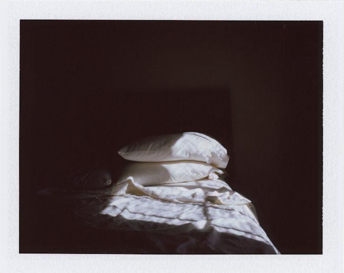 Shadows & Light | Fuji FP100c Film | Azzari Jarrett