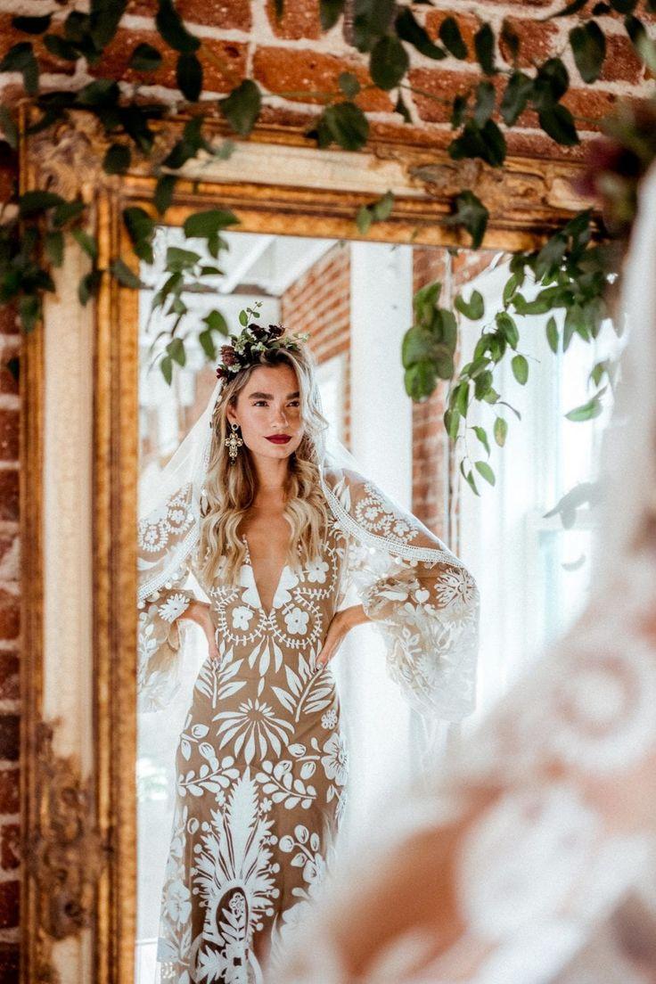 Quigley verkleidet sich offiziell mit Rue De Seine x Lovely Bride | Schöne Braut   – Abiti da sposa
