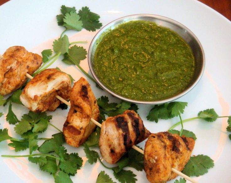 Cilantro Parsely Lime Chimichurri Sauce