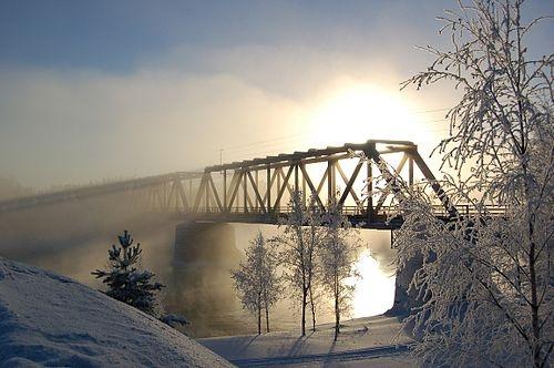#Oulujoki # Oulujärvi # Vaala