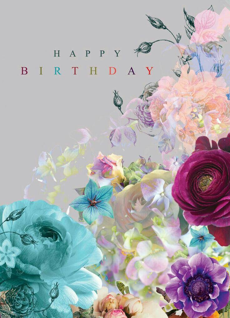 внимание дизайнерские открытки с цветами с днем рождения изображений для кухонных