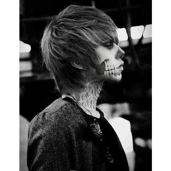 Indie/Scene/emo guys ️. ️ ❤ liked on Polyvore featuring people, boys, guys, backgrounds and hair