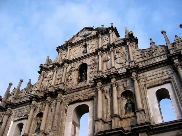 St. Paul's Church Ruins, Macau