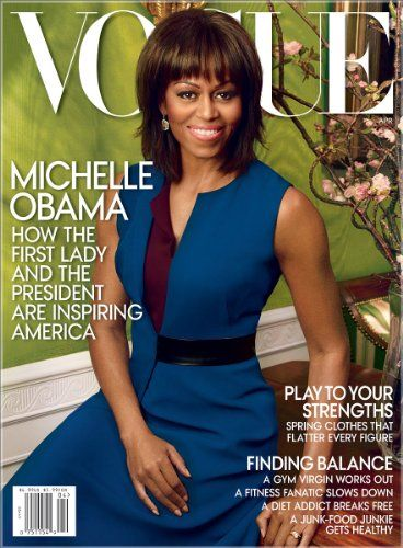 Vogue Magazine (April 2013) Michelle Obama - How the President and First Lady are Inspiring the Country by vogue,http://www.amazon.com/dp/B00BUC17S6/ref=cm_sw_r_pi_dp_y7Ewtb18JQ9283M4