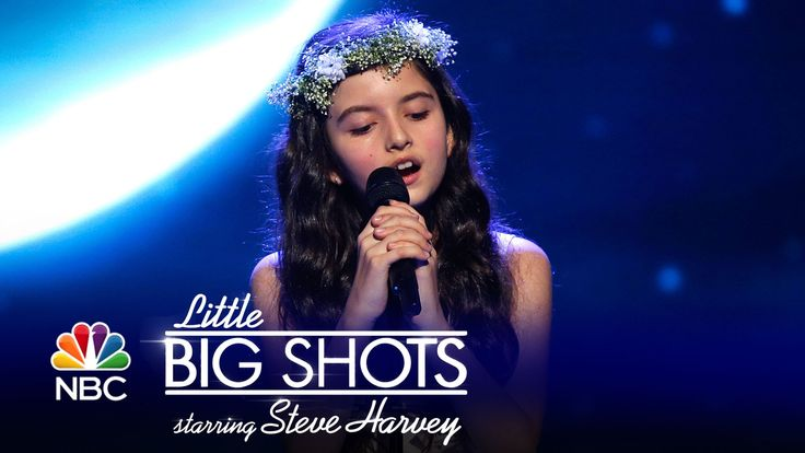 Little Big Shots - Fly to the Moon with Angelina Jordan (Episode Highlight)