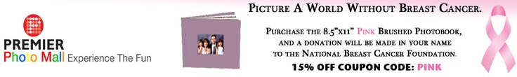 This is the Premier Photo Mall where I ordered a voucher from Half Off Depot! Krystal will love making a photo book.