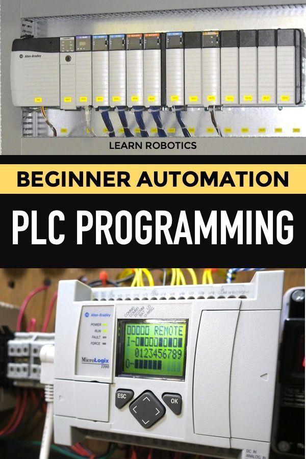 PLC Programming Basics using Ladder Logic PLC Prog…