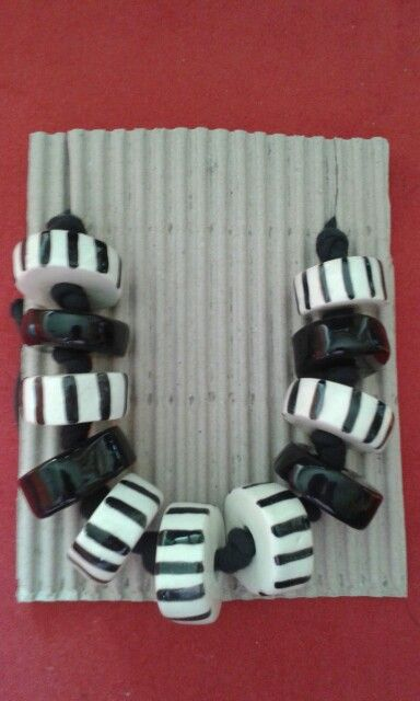 Collana ceramica