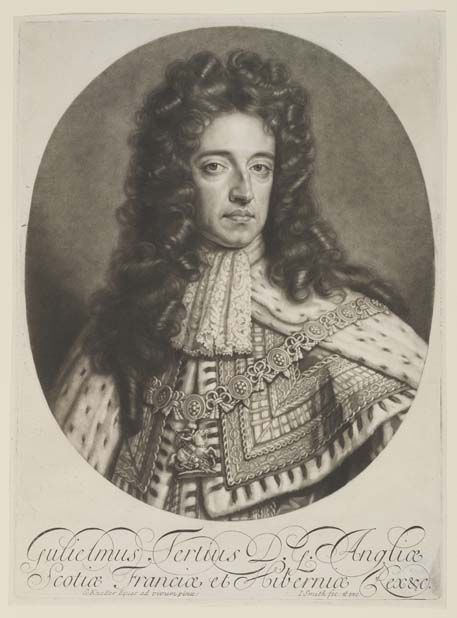 william of orange defeated james ii