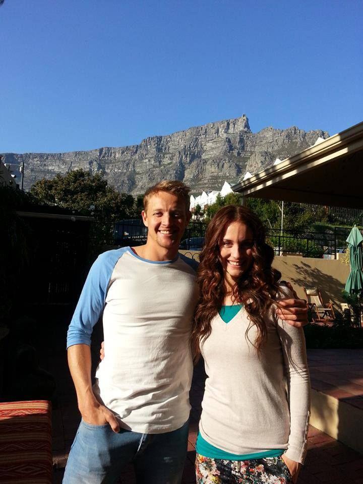 Ivan Botha en Donnalee Roberts het 'n draai by Rosedene, een van ons lekke plekke in Kaapstad, gemaak: http://www.lekkeslaap.co.za/akkommodasie/rosedene