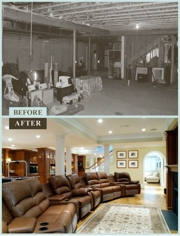 25+ Best Ideas About Basement Renovations On Pinterest
