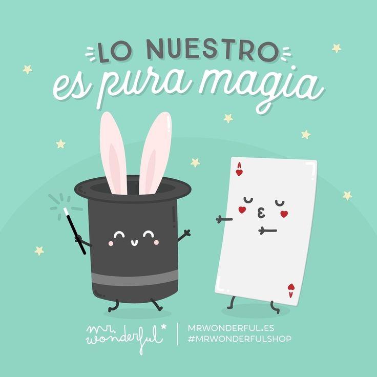 "43.6k Likes, 687 Comments - Mr. Wonderful Official (@mrwonderful_) on Instagram: ""Lo nuestro no tiene ni trampa ni cartón #mrwonderfulshop #felizmartes  What we have is pure magic.…"""