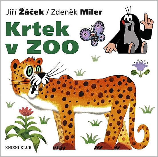 Kniha Krtek a jeho svět 6 - Krtek v ZOO | bux.cz
