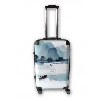 Valise Trolley - Personnalisable - by Matao
