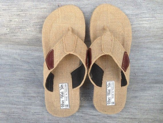 Men slippers, summer slippers, craft slippers, absorb sweat