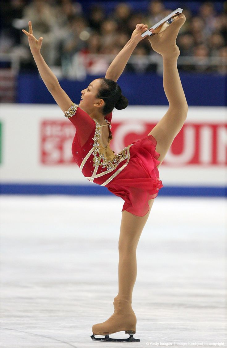 Roller skating rink milpitas - Isu World Figure Skating Championships 2007 Getty Images 1024 1565
