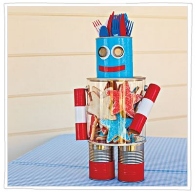 Patriotic crafts - Memorial Day, 4th of July, Labor Day patribotic