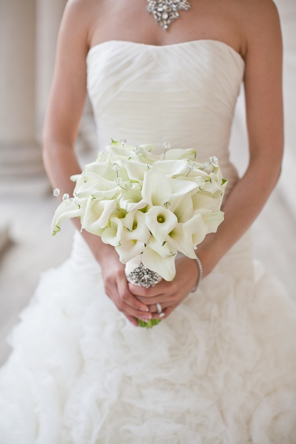 bridal wedding flowers san francisco wedding at the palace hotel by suh 2066