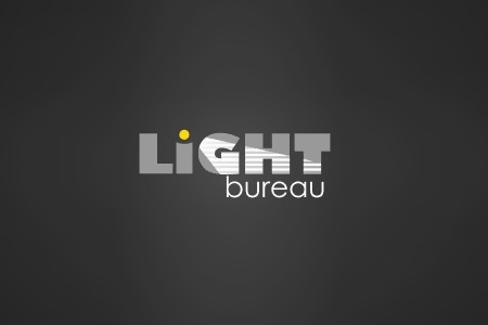To make the 'i' look like the lighthouse is very creative and to the point on the company name! I like how they put thin stripes on the lighter part of the logo, to make it look more interesting.